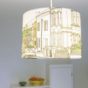 Brighton Islingword Road Lampshade