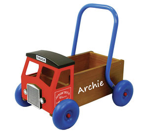 Personalised Baby Walker Truck - traditional toys & games