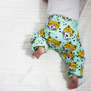 Cat Print Baby And Toddler Leggings