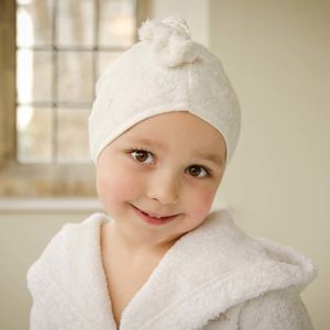 Cuddletwist Hair Towel - robes & towels