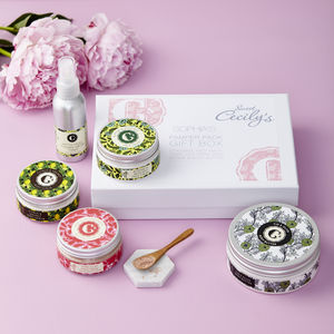 Pamper Yourself Gift Box - christmas catalogue
