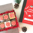 Christmas Luxury Gluten Free Brownie Gift Box