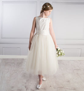 Ava Flower Girl Dress - clothing