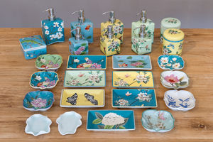 Ceramic Soap Or Trinket Dish - soap dishes & dispensers