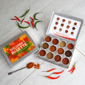 Personalised Rare Chilli Powder Collection - gifts for him