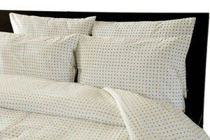 Losal Clean Polka Dot Design Duvet Cover King Size - bed, bath & table linen