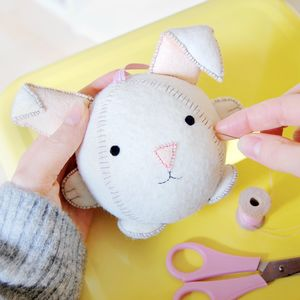 Make Your Own Rabbit Craft Kit - top children's gifts