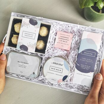 'The Signature Box' Letterbox Gift Set