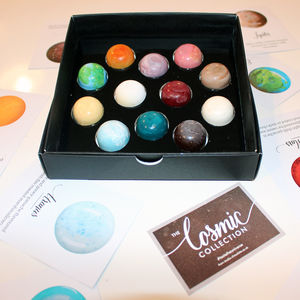 The Cosmic Collection - novelty chocolates