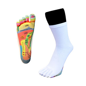 Reflexology Toe Socks - foot care