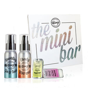'Mini Bar' Hand Cream And Lip Balm Gift Box - gift sets
