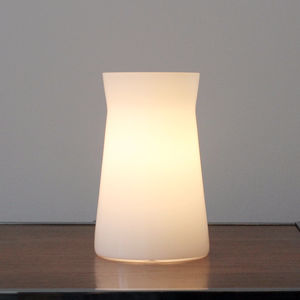 Waisted Table Lamp - table lamps