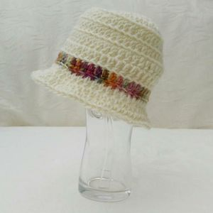 Luxury Baby Cloche Hat