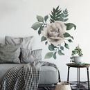 Floral Rose Wall Sticker