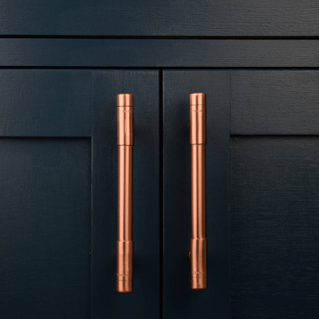 Copper Pull T Bar By Proper Copper Design