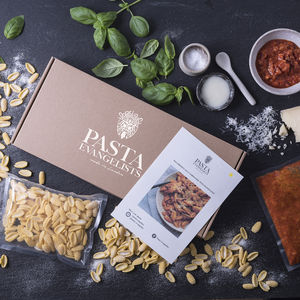 Variety Fresh Pasta For Two: Ten Week Subscription - make your own kits
