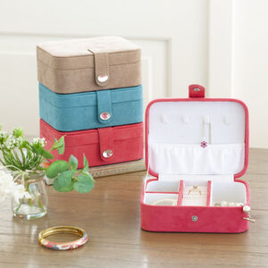 Travel Jewellery Storage Box