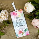 Blossoming Love Wallet Wedding Invitation