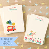 Personalised Children's Thank You Cards - cards