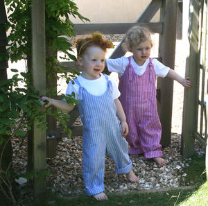 Children's Dungarees / Trousers - children's dungarees