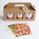 Spice Lovers Chutney Trio Gift Box