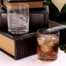 Gentlemen's Etched Whiskey Tumblers