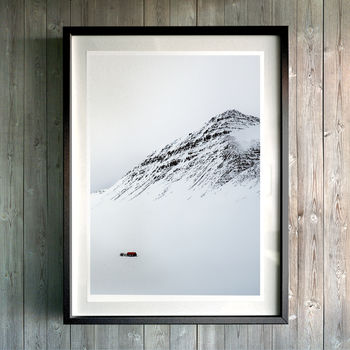 Escape. Fine Art Giclée Print