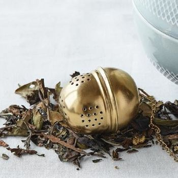 Golden Tea Ball