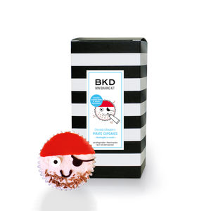 Baking Kit | Chocolate Pirate Cupcakes - baking kits