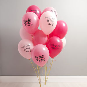 Hen Party Balloon Pack