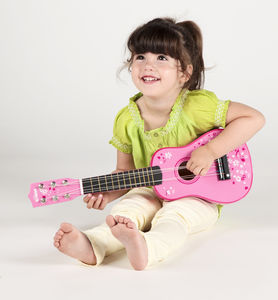Personalised Toy Star Guitar
