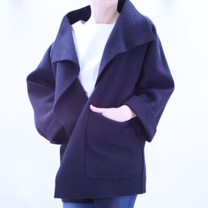 Oversized Coat - women's fashion