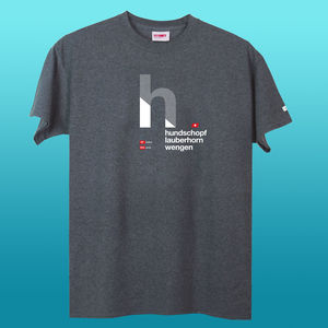 Men's Hundschopf Grey T Shirt