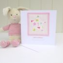 Personalised Little Star Number Birthday Card