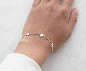 Star Charm Bracelet - bracelets & bangles