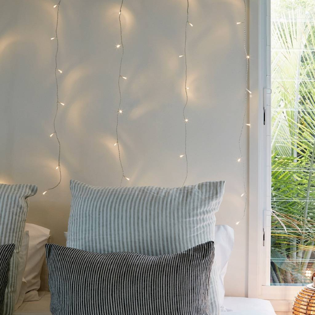 Indoor Curtain Fairy Lights Fun Notonthehighstreet