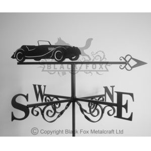 Classic Car Weathervane