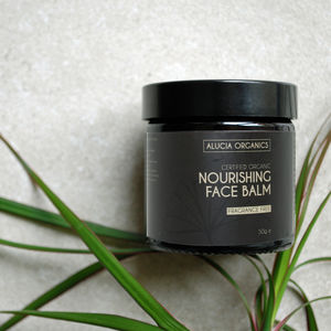 Organic Nourishing Face Balm Fragrance Free - skin care