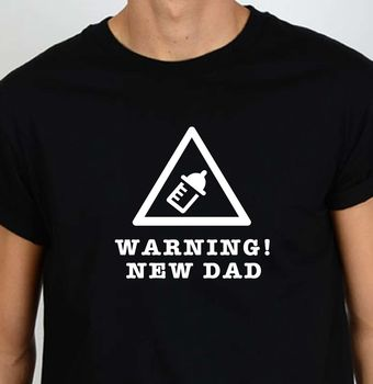 New Dad T Shirt
