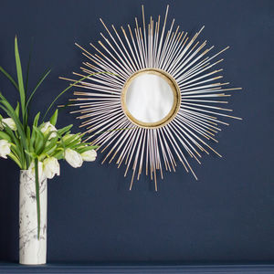 Solis Spiked Mirror