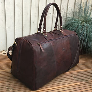 Leather Weekend and Holdall Bags for Men  1b287cf5c