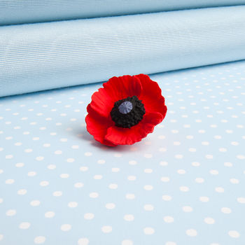 Poppy Lapel Pin
