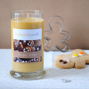 Ginger Bread Scented Hidden Ring Candle