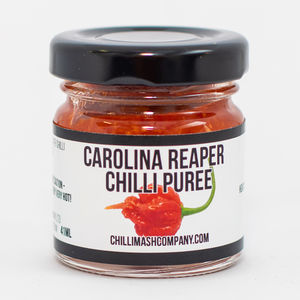 Carolina Reaper Chilli Puree / Paste