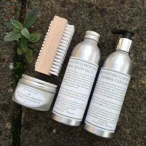 Organic Gardener's Rescue Kit - bath & body