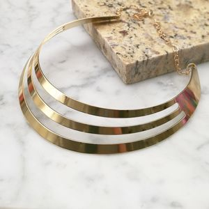 Three Tier Choker Necklace - new in christmas