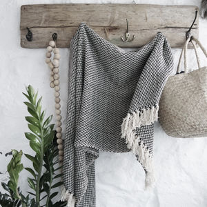 Super Cozy Cotton Throw - throws, blankets & fabric