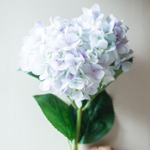 Faux Lilac Hydrangea - home accessories