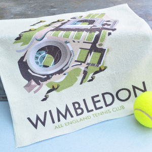 Wimbledon Flannel - bath & body