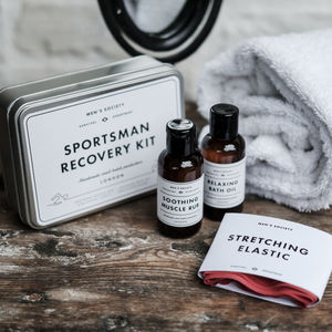 Sportsman Recovery Kit - bathroom